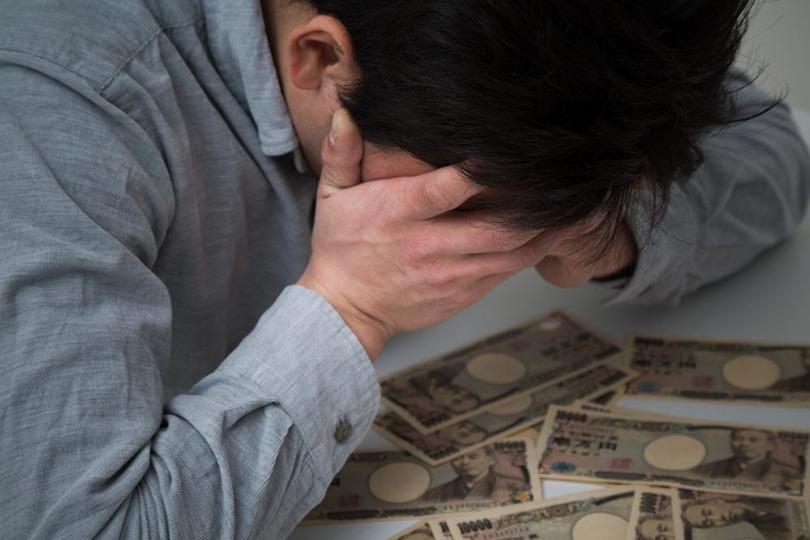 多重債務者ほど個人間融資の被害に合いやすい