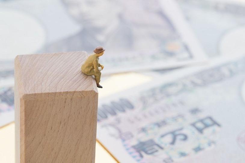 ロト6で借金を返せたら幸せになれるの?